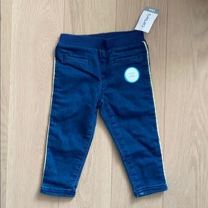 New with Tags Carter's Stretch Comfort Jeans
